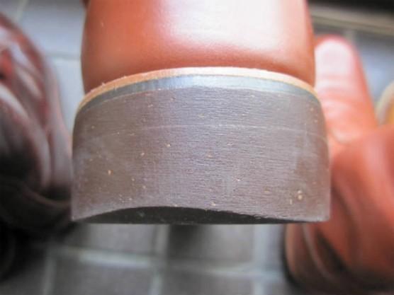 チペワ 10インチヴィンテージウェリントンブーツ 91091(ラセット)エイジング1年 (10)